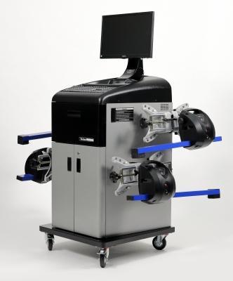 Компьютерная стойка T серии стенда Техно Вектор