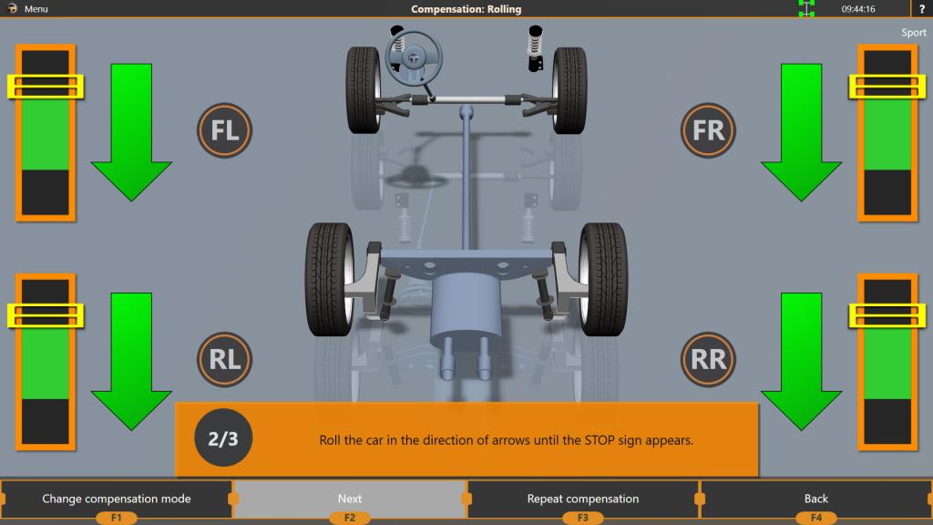 Техно Вектор 7 Truck (3D стенды развал схождения для грузовых автомобилей) - фото photo_2.png