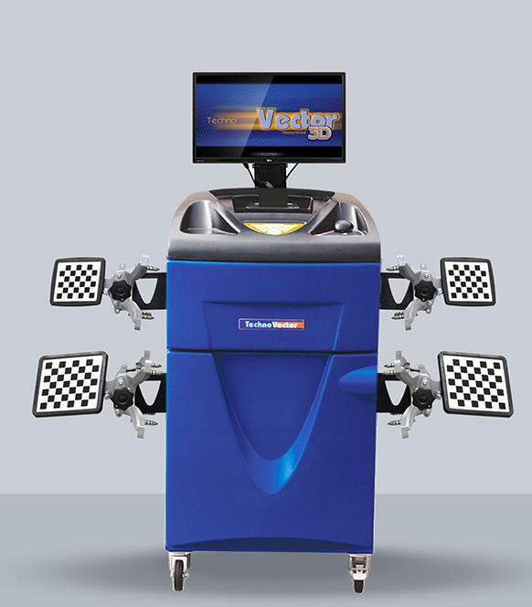Техно Вектор 7 MC (3D стенды развал схождения для компактных помещений) - фото V7202_MC.png