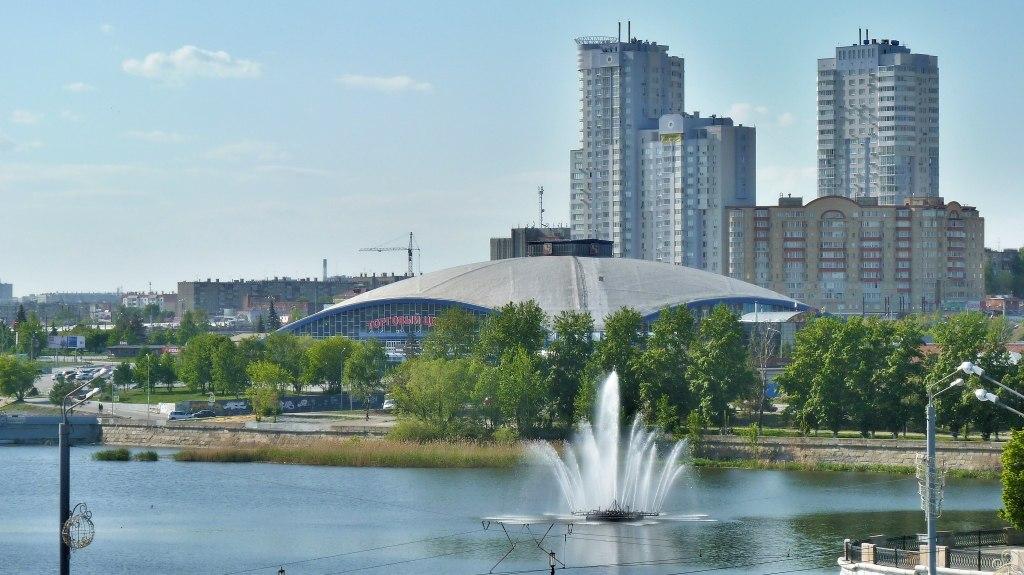 Государственный флаг Челябинска90x135 см. - фото 2
