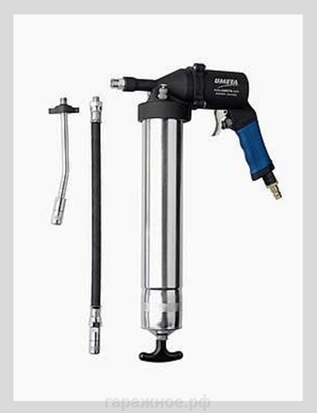 Плунжерный шприц (пневмо, импульс, автомат) DRP 30