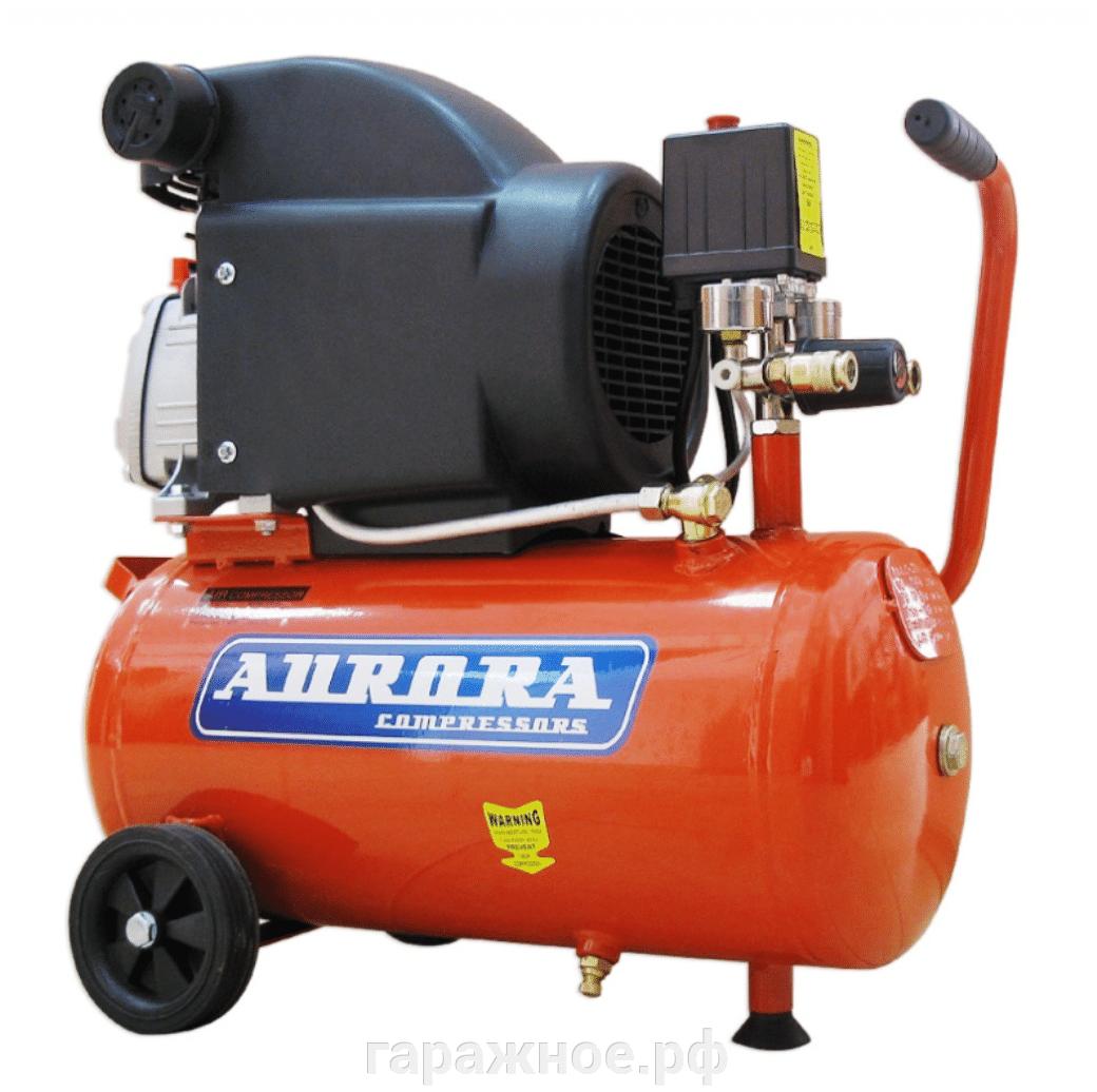 Компрессор поршневой Aurora - фото Поршневой компрессор Air-25