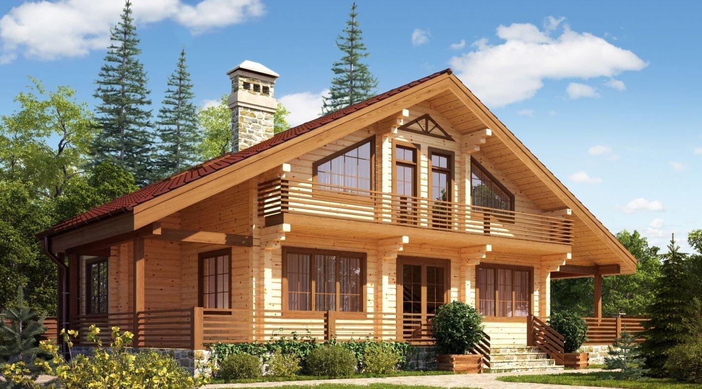 Авторский дизайн интерьеров деревянного дома - фото pic_b33ffca929496d4_1920x9000_1.jpg