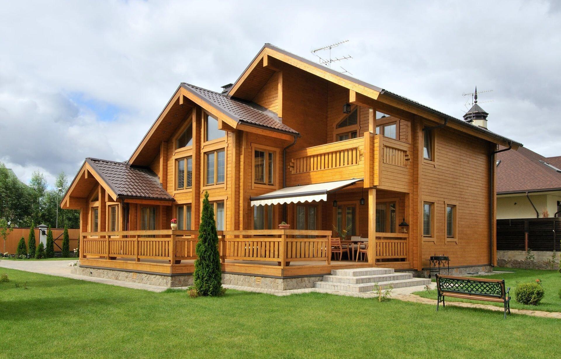 Авторский дизайн интерьеров деревянного дома - фото pic_6b4e419088d200d_1920x9000_1.jpg