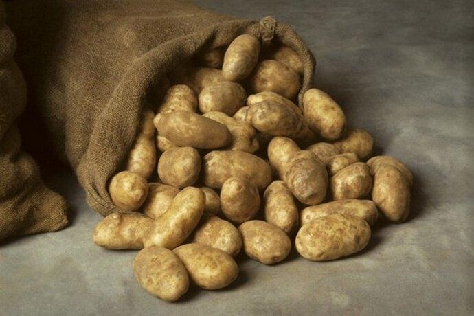 джутовый мешок для картошки