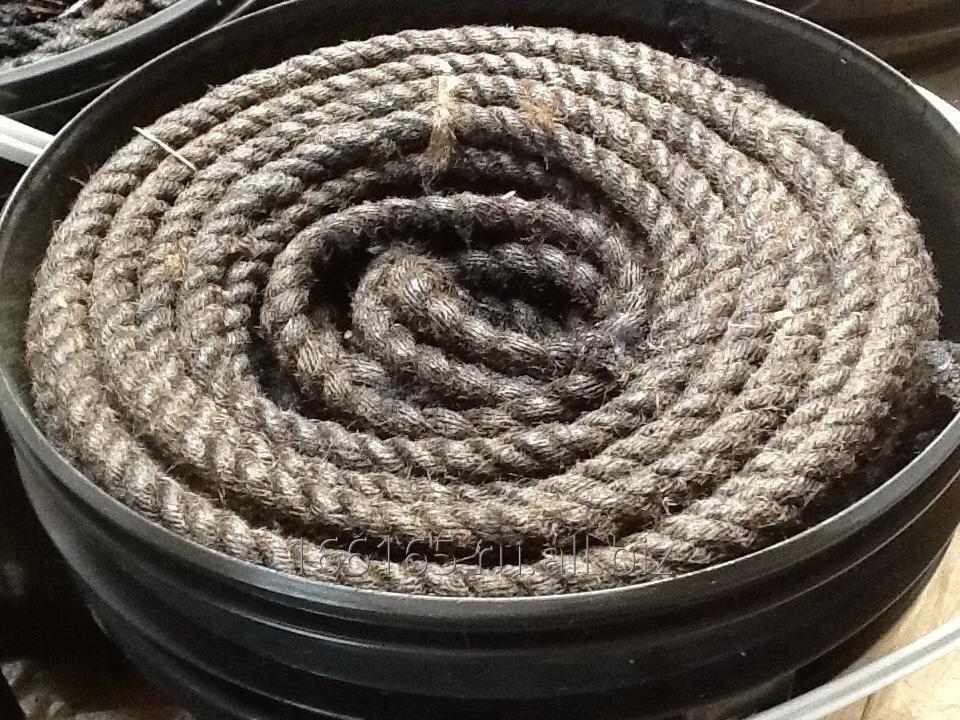 Каболка водопроводная д.16-18 мм (25 кг) - фото каболка