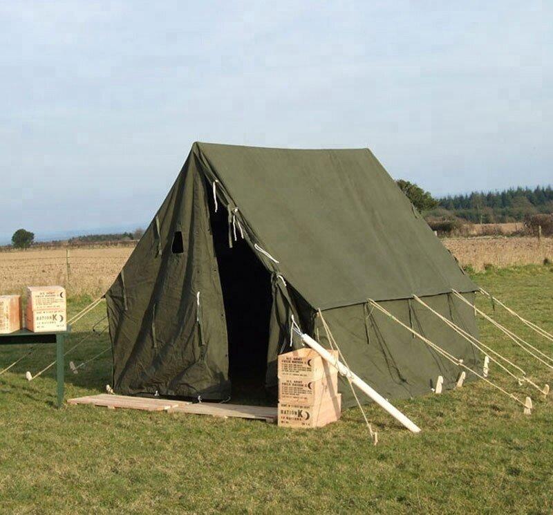 брезент палатки