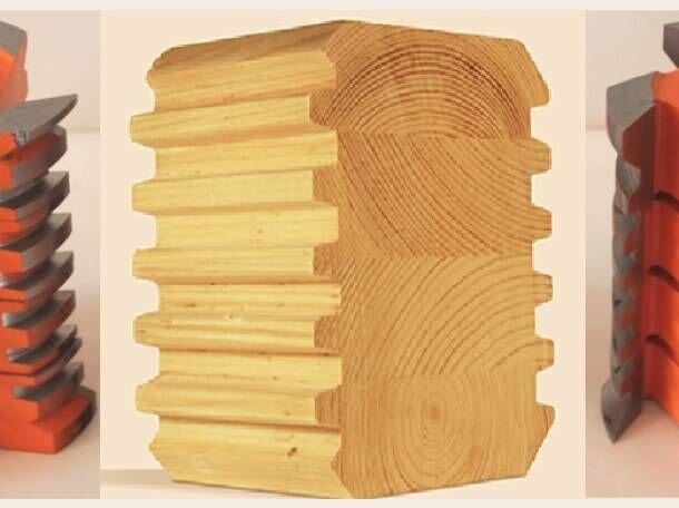 Фото – хорошо виден в угловом соединении деревянного дома - межвенцовый утеплитель