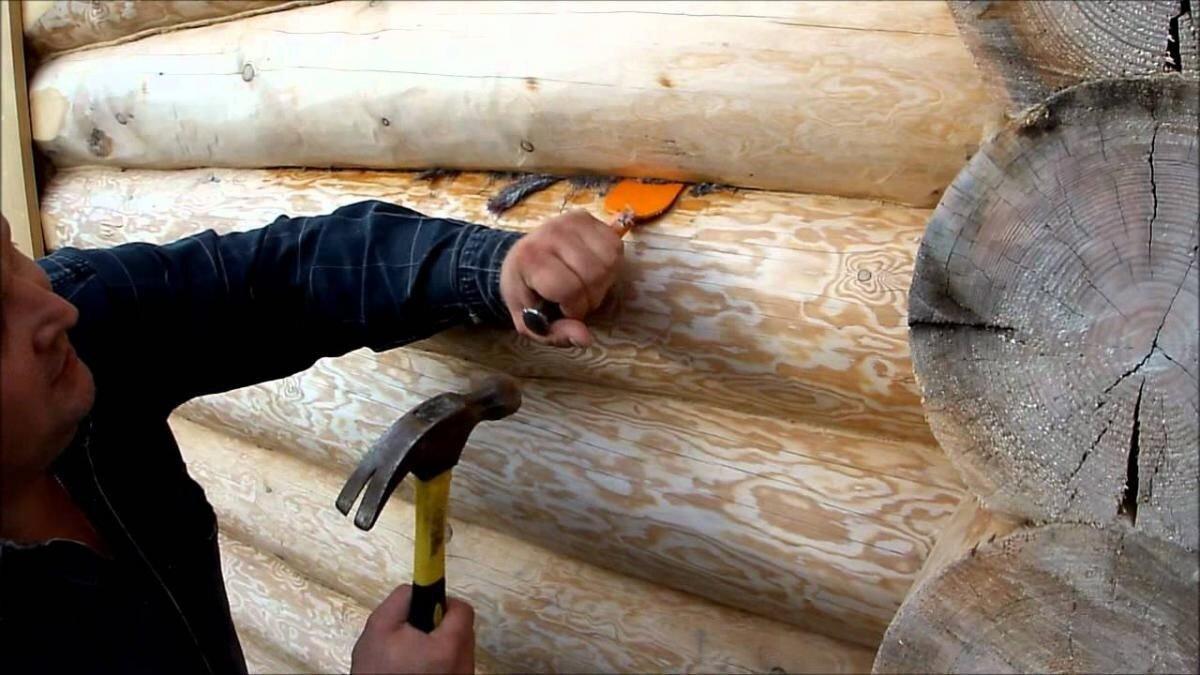 Как и чем уплотнять пазы, швы и стыки сруба дома из бруса и бревна? - фото pic_36875bb20ce1753_1920x9000_1.jpg