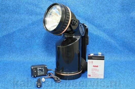 Аккумуляторные фонари (ФОС-3, ФАУ, СЛ) - фото 5