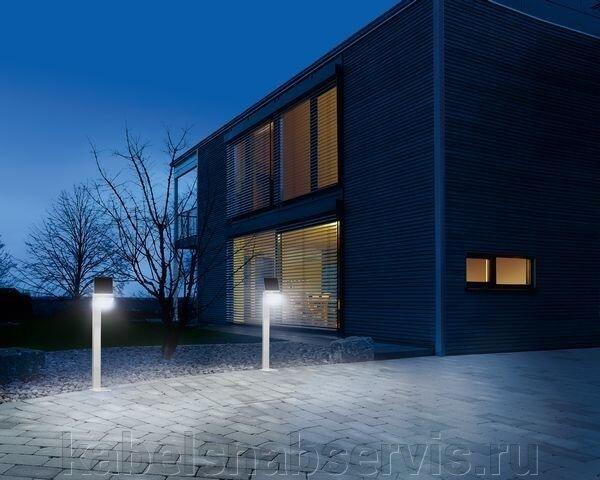 Светильники садовые светодиодные с датчиками движения на солнечных батареях - фото 2