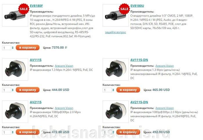 Системы видеонаблюдения: видеооборудование, видеокамеры, объективы, подсветки, усилители, преобразователи, грозозащита - фото pic_e7ef04a7dca9bdf_700x3000_1.jpg