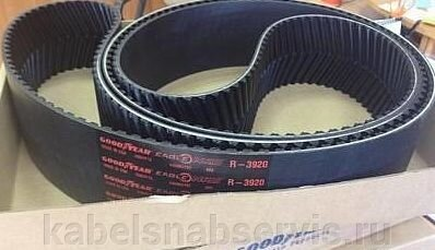 Приводные, клиновые, поликлиновые, зубчатые, шевронные, плоские ремни производства компании Goodyear - фото pic_d2406a6db159e1b_700x3000_1.jpg