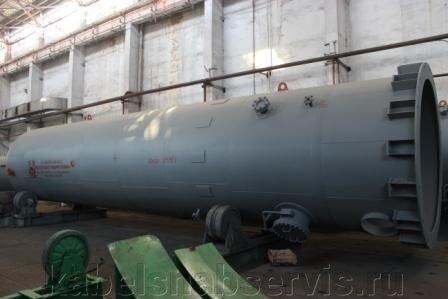 Резервуары вертикальные стальные, ресиверы воздуха, аргона, кислорода, азота, водорода - фото pic_2be88061f81b94c_700x3000_1.jpg
