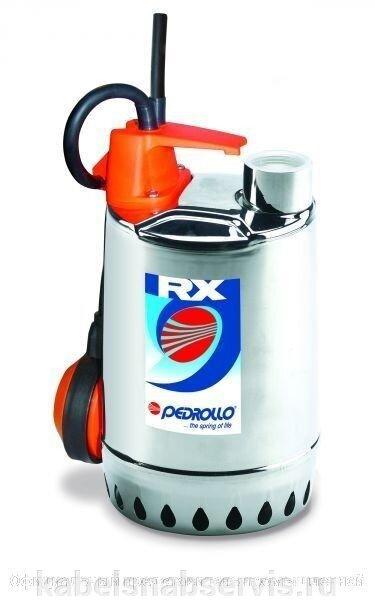 Rx vortex - Погружные дренажные насосы vortex - фото 1