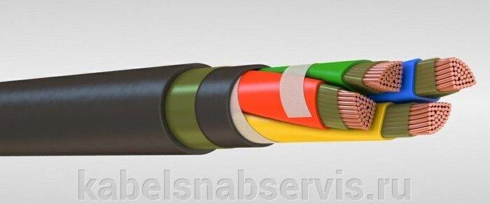 Кабели силовые огнестойкие, не распространяющие горение и не выделяющие галогенов (ППГнг-HF, ППГнг-FRHF) - фото 1
