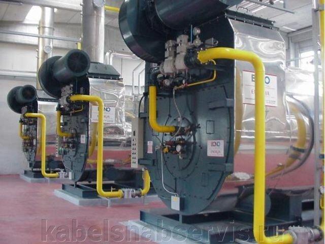 Котельное оборудование (котлы паровые, водогрейные, электрические, теплообменники, деаэраторы) - фото 1