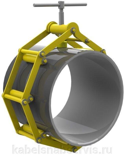 Оборудование для строительства нефтегазопроводов (центраторы наружные, внутренние, подвески троллейные, чокер-болты) - фото pic_8881820376313af_700x3000_1.jpg