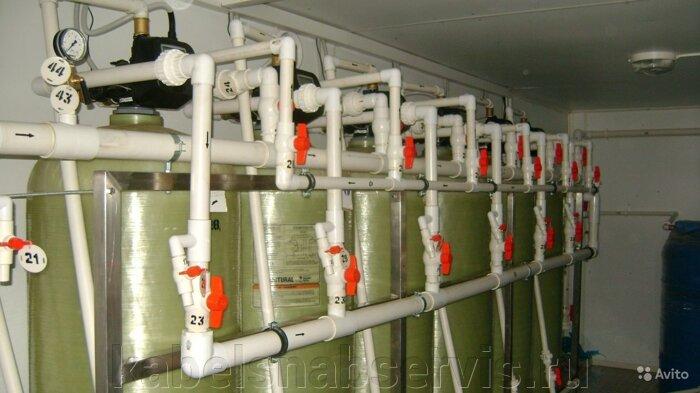 Водоподготовительные установки - фото 1