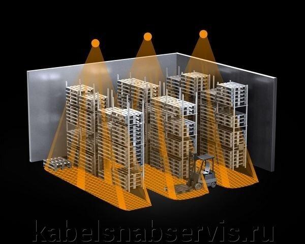 Инфракрасные датчики движения для складов Steinel - фото 2
