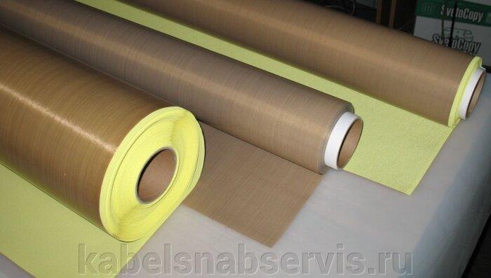 Тефлоновые ленты и сетки (PTFE) - фото 1