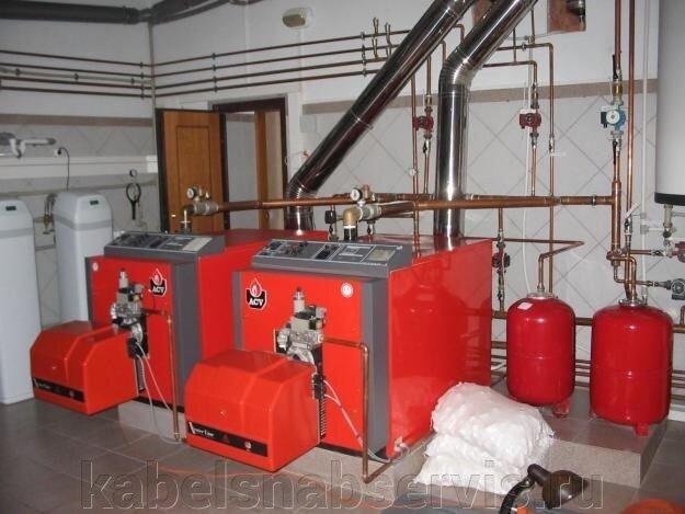 Тепловое и климатическое оборудование (водонагреватели, котлы отопительные, нагреватели, парогенераторы, радиаторы) - фото 3