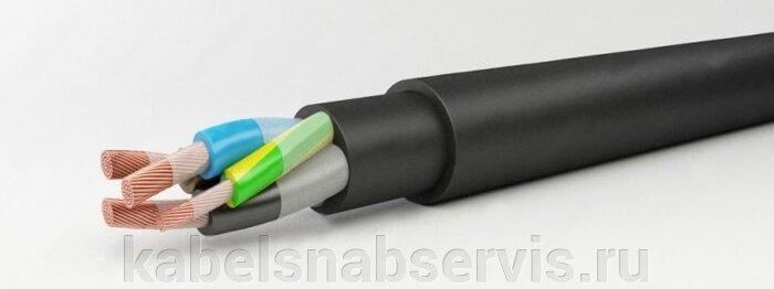 Кабели и провода силовые гибкие (КГ, КГН, КГ-ХЛ) - фото 3