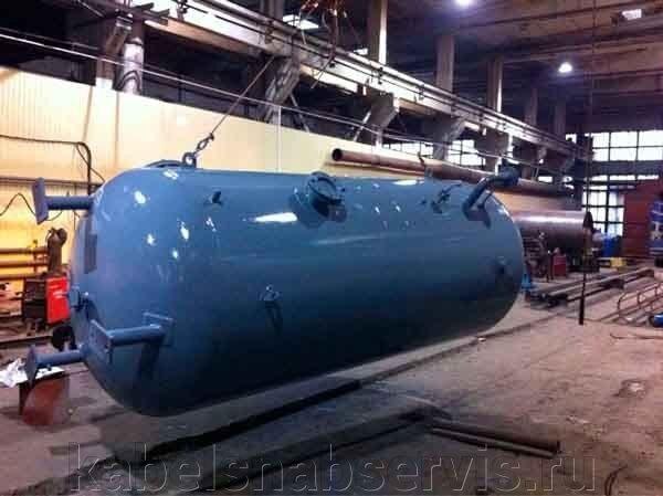 Резервуары вертикальные стальные, ресиверы воздуха, аргона, кислорода, азота, водорода - фото pic_b240651f6a5fb2e_700x3000_1.jpg