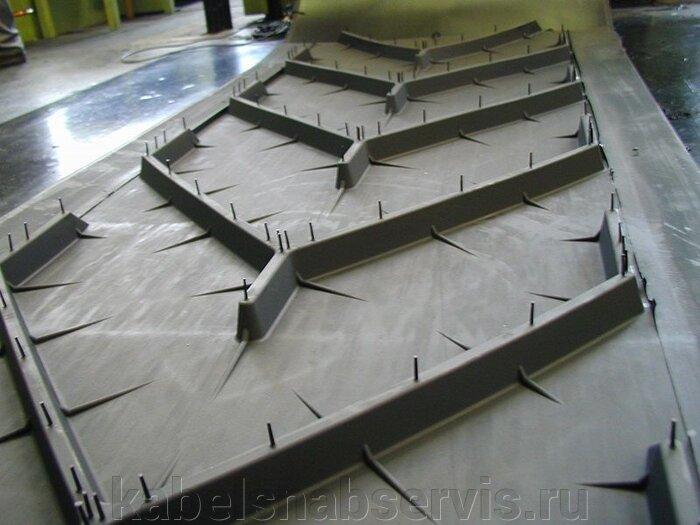 Шевронные, рифленые, с бортом конвейерные ленты производителей SAVA, Kale Conveyor, GUMMILABOR, SHARDA DARWINPLUS, РФ - фото 10