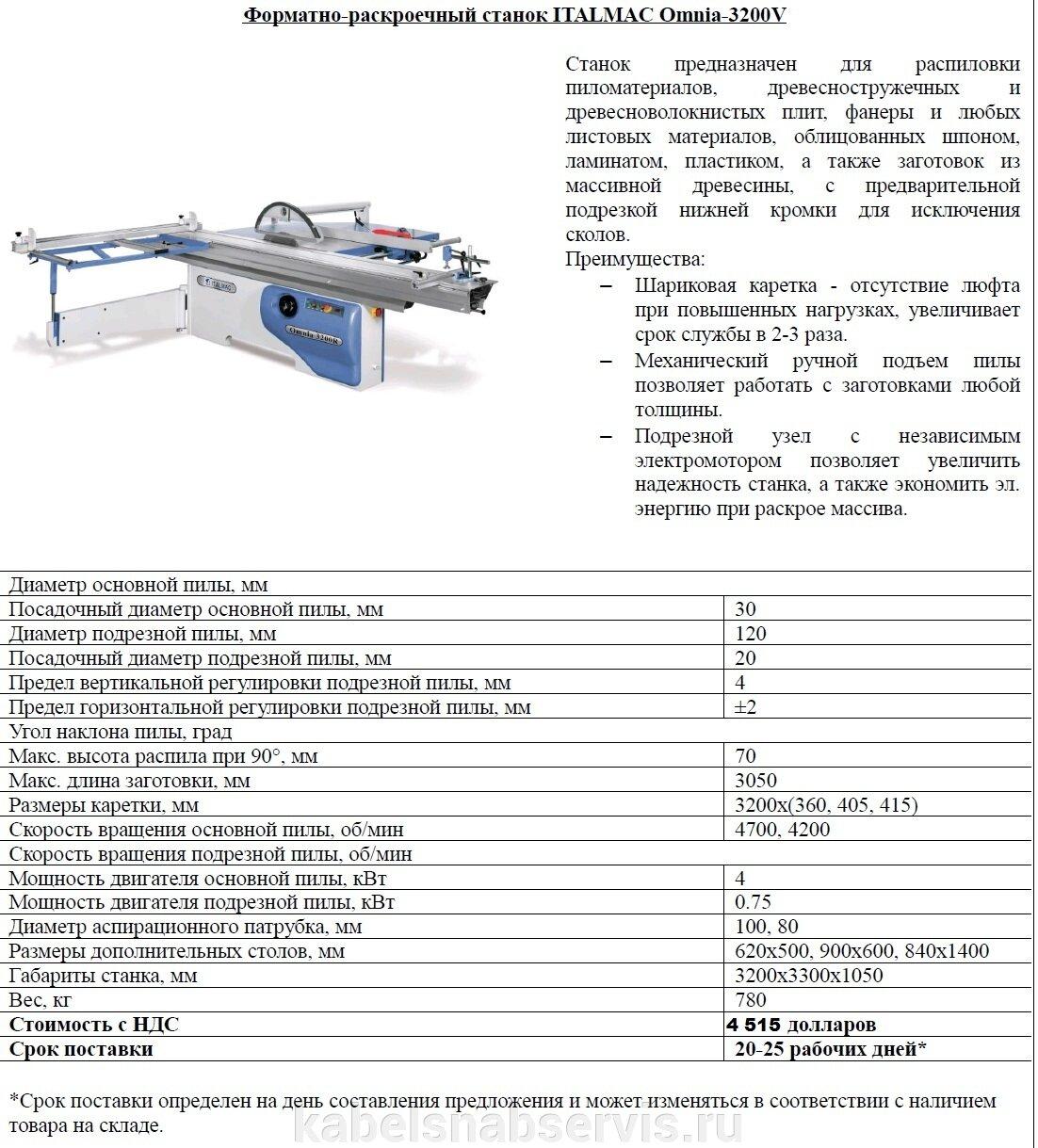 Форматно-раскроечный станок Omnia 3200 V - фото pic_9d1b128b0a0a5b52ded69c2ccca542a0_1920x9000_1.jpg