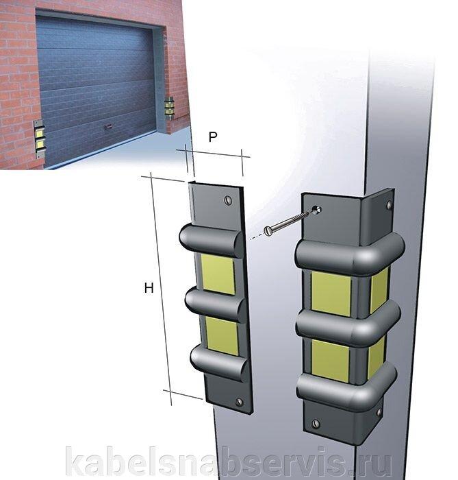 Угловая защита резиновая - фото pic_df58ee8e956d8d3_700x3000_1.jpg