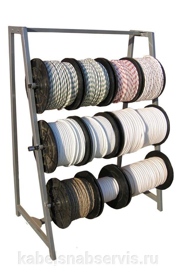 Шнуры теплоизоляционные (Шнур асбестостеклянный, шнур асбестовый пуховый,  асбестовый общего назначения) - фото 1