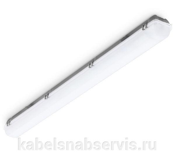 Система освещения (DALI комплектация, svamp function) - фото 9