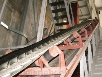 Шевронные, рифленые, с бортом конвейерные ленты производителей SAVA, Kale Conveyor, GUMMILABOR, SHARDA DARWINPLUS, РФ - фото 34