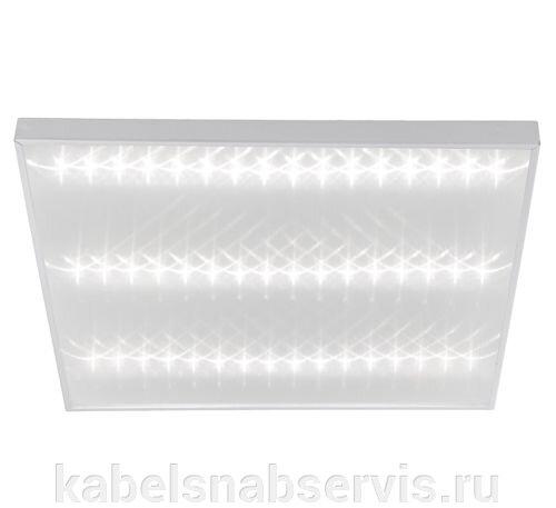 Офисные светильники серии Байкал - фото 11