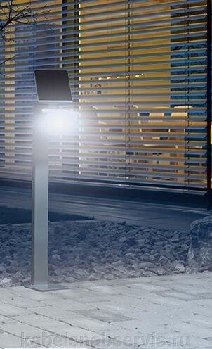 Светильники садовые светодиодные с датчиками движения на солнечных батареях - фото 6