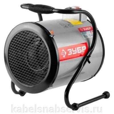 Электрические тепловые пушки Ресанта - фото 34