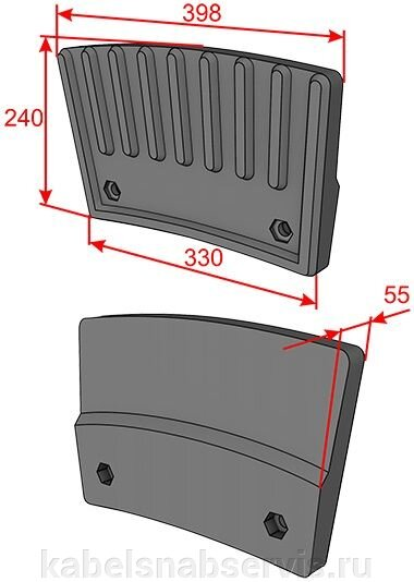 Резиновая футеровка спиралей классификатора - фото pic_a524ec16aae15f7_700x3000_1.jpg