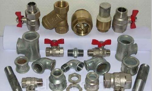 Запорная арматура (отводы, сгоны, вентиля, задвижки, клапаны, краны, электроприводы, фильтры, затворы) - фото 1