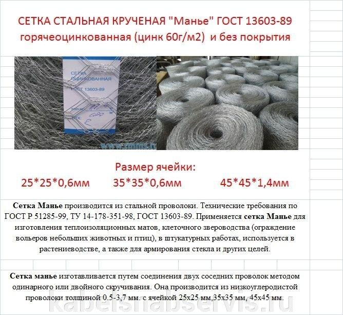 Сетка-рабица простая, с полимером, кладочная, тканная, манье, ЦПВС, сварная, штукатурная - фото 11