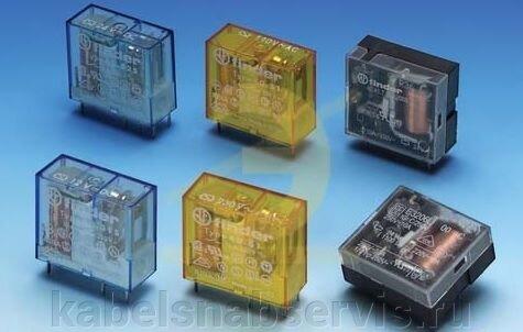 Электромагнитные реле (промежуточные известных марок) - фото 4