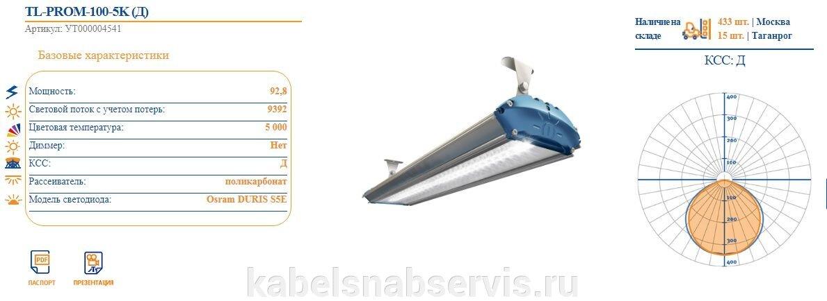 Светодиодные промышленные светильники TL-PROM - фото pic_2dc91006128805b_1920x9000_1.jpg
