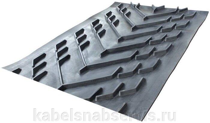 Шевронные, рифленые, с бортом конвейерные ленты производителей SAVA, Kale Conveyor, GUMMILABOR, SHARDA DARWINPLUS, РФ - фото 46