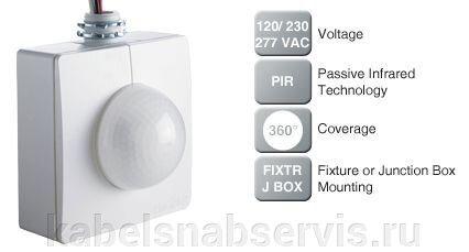 Инфракрасные датчики движения для складов Steinel - фото 7