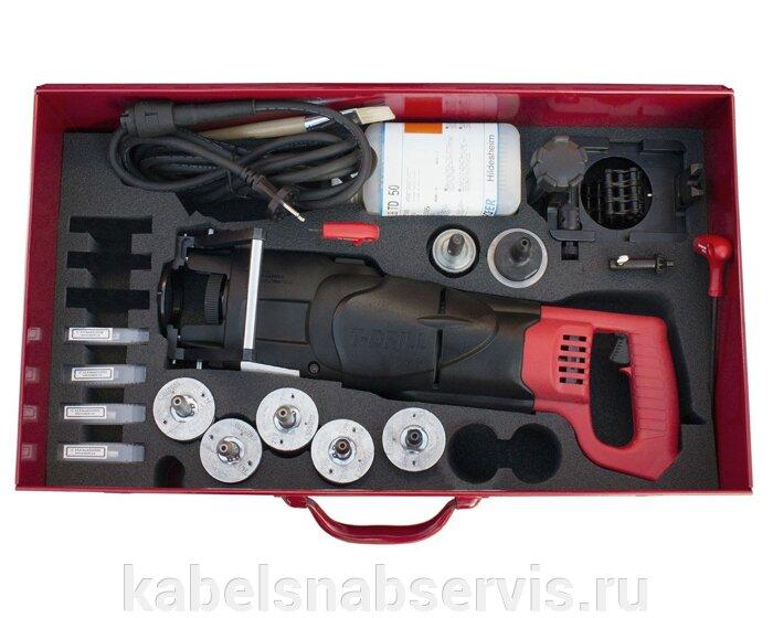Электрический отбортовщик для стальных и нержавеющих труб T-Drill T-65 SS - фото pic_6173ce17b2d6f2d_700x3000_1.jpg