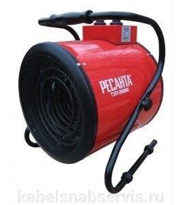 Электрические тепловые пушки Ресанта - фото 2