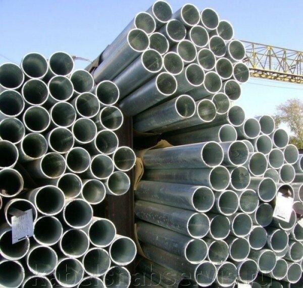 Трубы водогазопроводные, стальные, круглые стальные бесшовные - фото 1