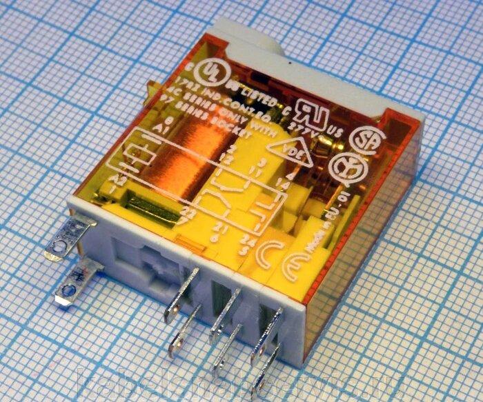 Электромагнитные реле (промежуточные известных марок) - фото 3