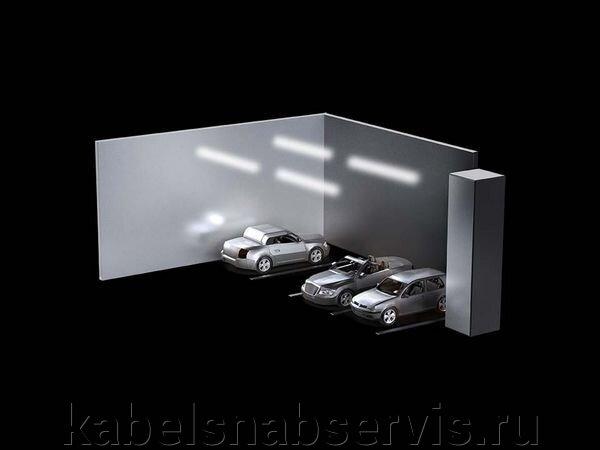 Система освещения (DALI комплектация, svamp function) - фото 6