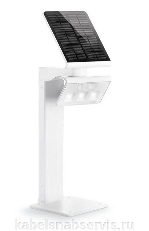 Светильники садовые светодиодные с датчиками движения на солнечных батареях - фото 1